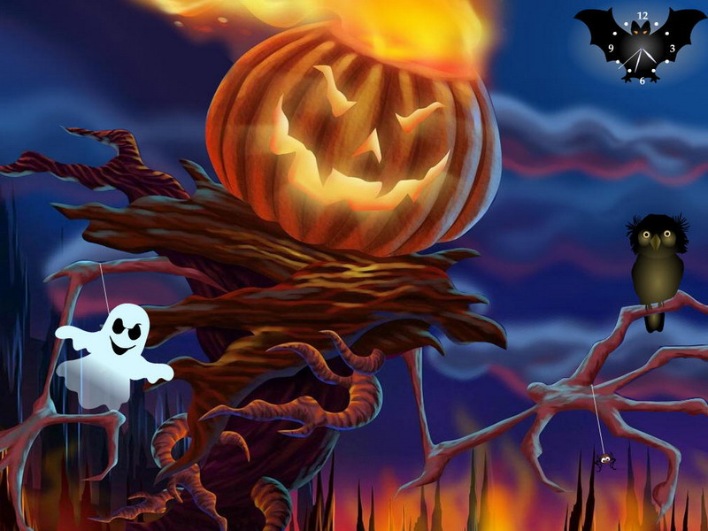 all screensavers halloween - photo #40